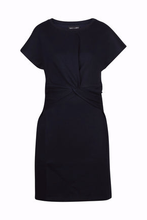 Knotted Dress - Midnight