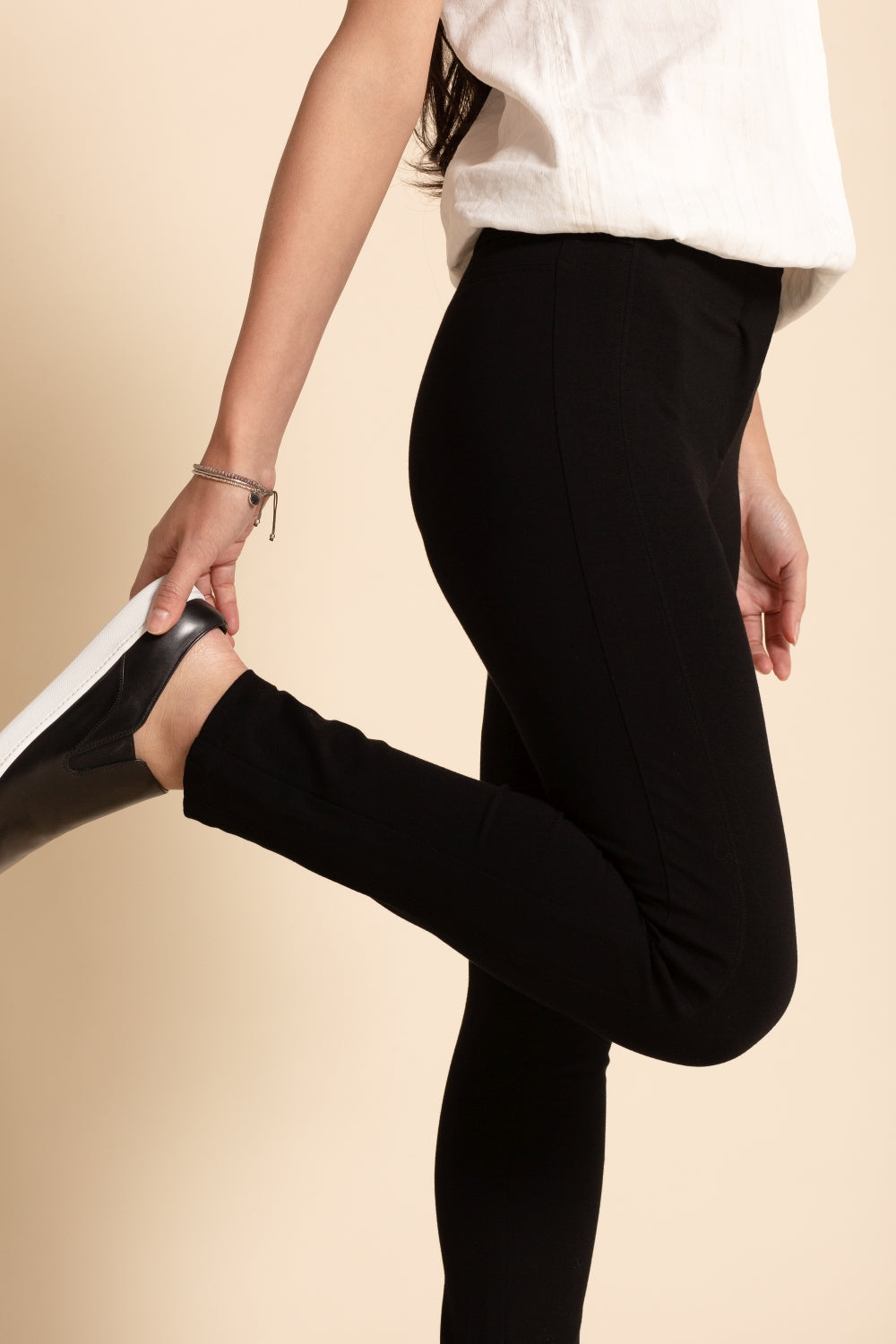 Hybrid Legging v2 - Black (Tall)