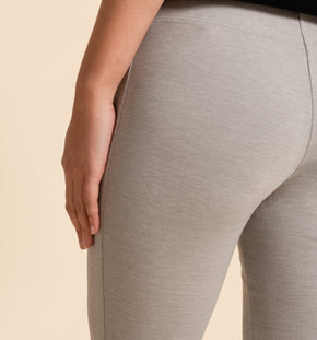 Hybrid Legging v2 - Light Grey (Tall)
