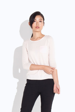 Patch Pocket Pullover - Shell