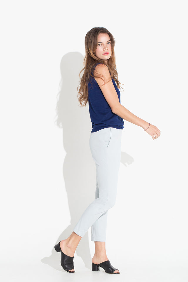 Pull-on Slim Chino - Airy