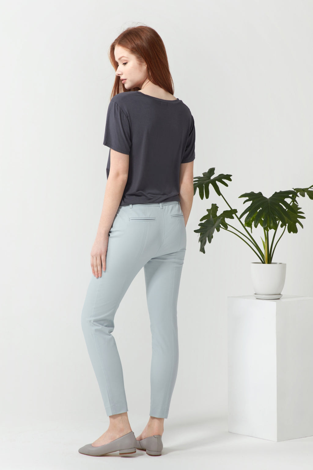 Seamed Pant - Airy