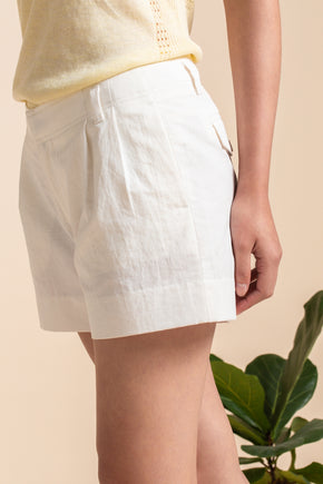 Carefree Short - White