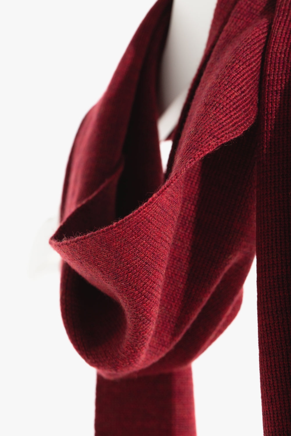 Gift: Upcycled Merino Wool Scarf