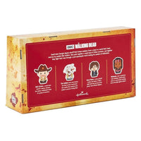 Hallmark Itty Bittys The Walking Dead Collector Set - Rick Grimes, Daryl Dixon, Michonne, Walker - Exclusive Characters