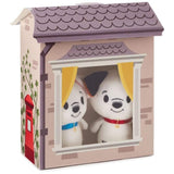 Hallmark itty bittys Disney 101 Dalmatians Pongo & Perdita Stuffed Animals, Set of 2