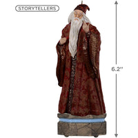 Hallmark Keepsake Christmas Ornament 2020, Harry Potter Collection Albus Dumbledore Storytellers With Light and Sound