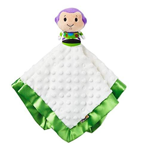 HMK itty bittys Toy Story Buzz Lovey Baby Blanket