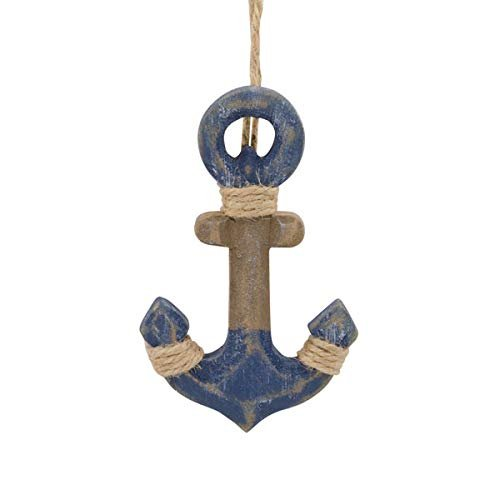 HMK Hallmark Anchor Tree Trimmer Ornament