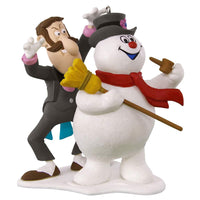 Hallmark Keepsake Christmas Ornament 2019 Year Dated Frosty The Snowman 50th Anniversary,