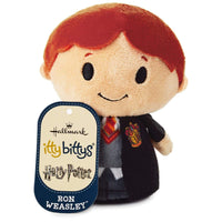 Hallmark itty bittys Harry Potter Ron Weasley Stuffed Animal Itty Bittys Movies & TV