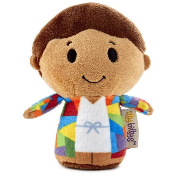 Hallmark itty bittys Joseph and The Coat of Many Colors Storybook and Stuffed Animal Set Itty Bittys Religious
