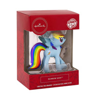Hallmark Christmas Ornaments, Hasbro My Little Pony Rainbow Dash Ornament