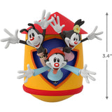 Hallmark Keepsake Christmas Ornament 2020, Animaniacs Yakko, Wakko and Dot