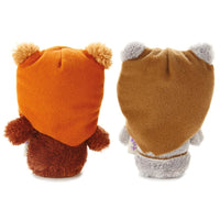 Hallmark itty bittys Star Wars Ewok Buddies Stuffed Animal Set