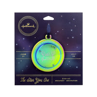 Hallmark Ornament, The Star You are: Pisces Zodiac Astrological Sign (Feb. 19-Mar. 20), Metal