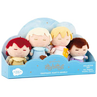 Hallmark itty bittys Mary's Angels Collector's Set Stuffed Animals Special Edition Itty Bittys Angels