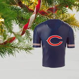 Hallmark Chicago Bears Jersey Ornament City & State,Sports & Activities