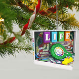 Hallmark Keepsake Christmas Ornament 2020, Hasbro The Game of Life Family Game Night