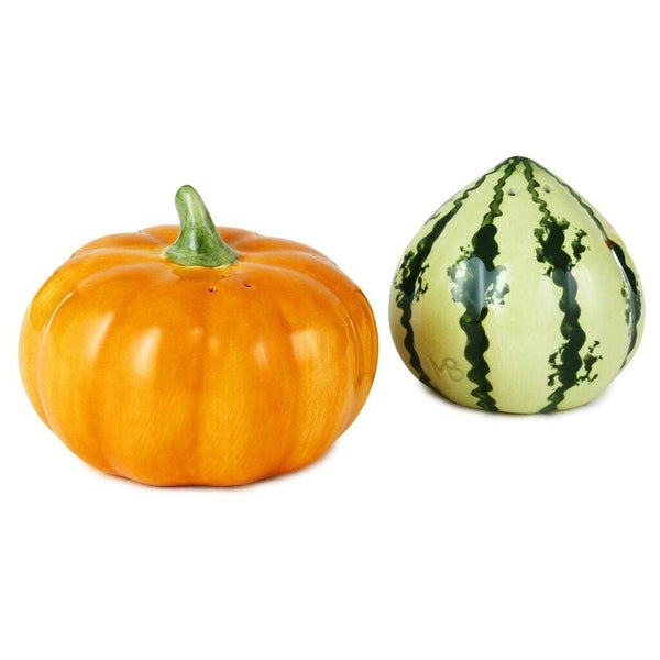 Marjolein Bastin Pumpkin and Squash Salt and Pepper Shakers