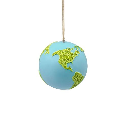 HMK Hallmark Globe Tree Trimmer Ornament