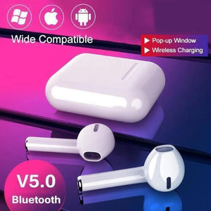 50%OFF-Last Day Promotion- i12 TWS Wireless Bluetooth Earphones