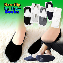 Load image into Gallery viewer, 2 Pairs Anti-slip Silicone Socks