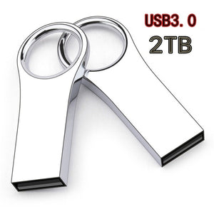 Hot Sale USB3.0 Flash Drives  2TB Metal USB Flash Drives