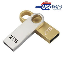 Load image into Gallery viewer, New USB 3.0 Flash Drives Metal USB Flash Drives 2TB Pen Drive