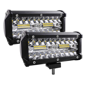 240W 24000lm Led Fog Light 7 Inch Led Driving Lights Off Road Lights
