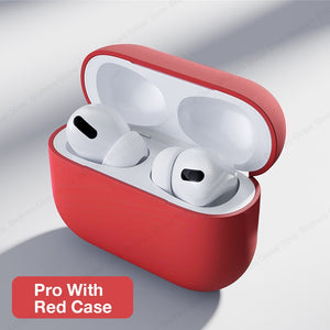Original Air pro 3 TWS Airpodering Wireless Headphones Stereo Earbuds Bluetooth Earphone Headset 1:1 Clone PK i90000 i12 pro 2
