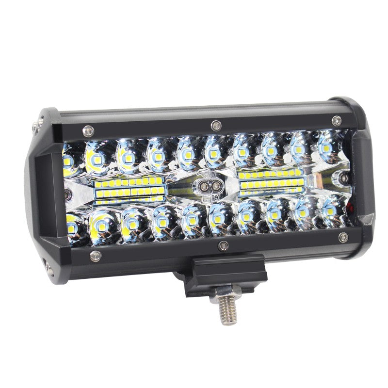 Led Light Bar, 240W 24000lm Led Fog Light 7 Inch Led Driving Lights Off Road Lights