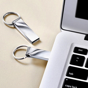 Hot Sale  2TB USB 3.0 Flash Drives Metal Keychain USB Flash Drives