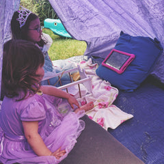 Mumma and Mia The Cottage Garden Den Kit Cinema
