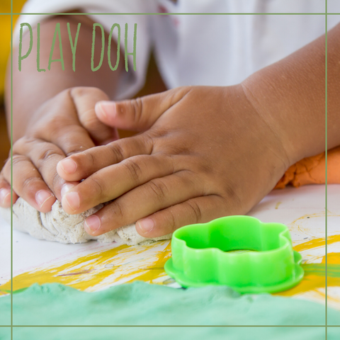 5 ideas to entertain the kids indoors play doh