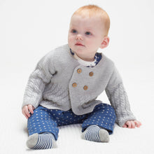 Load image into Gallery viewer, Kite My First Cardi - Mumma and Mia