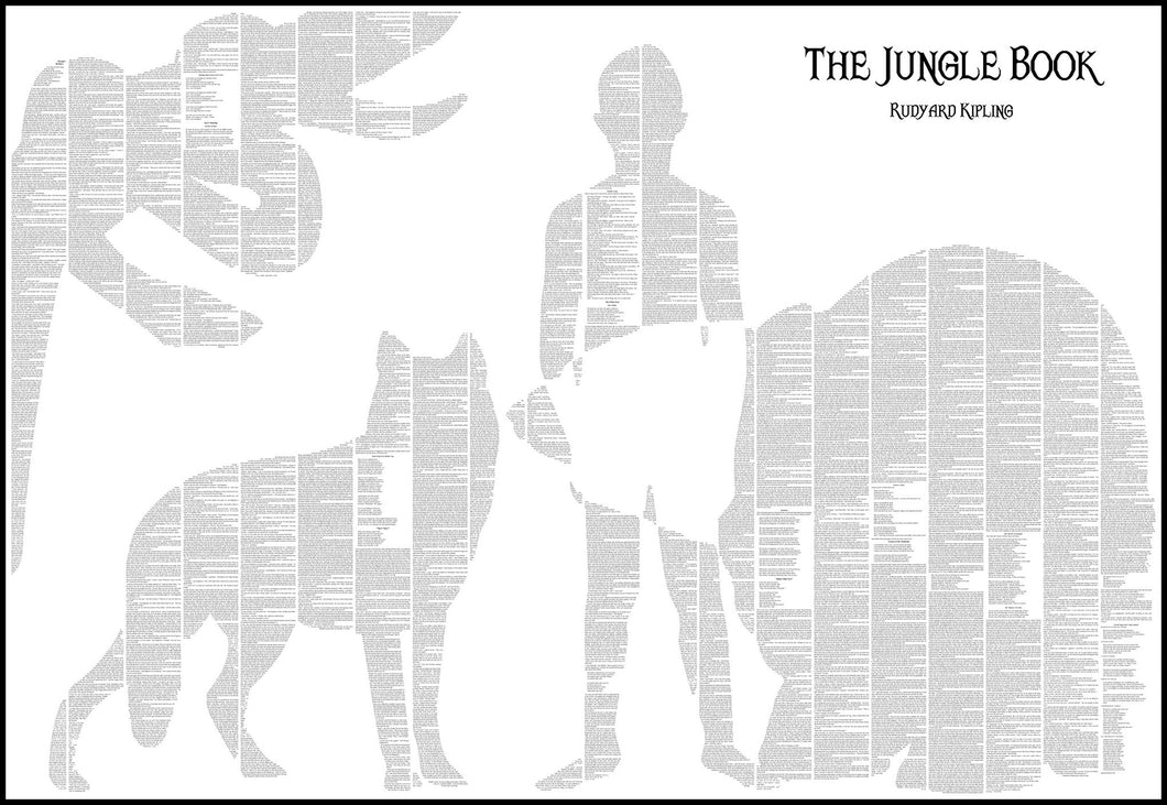 Spineless Classics The Jungle Book - Mumma and Mia