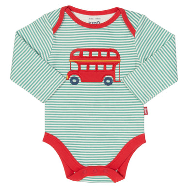 Kite Stripy Bus Bodysuit - Mumma and Mia