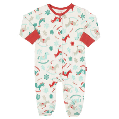 Kite Rocking horse sleepsuit - Mumma and Mia