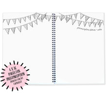 Load image into Gallery viewer, Blueberry Co The Monochrome Bump Book - Mumma and Mia