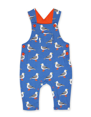 Toby Tiger Seagull Print Dungarees - Mumma and Mia