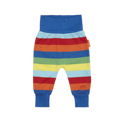 Toby Tiger Multi Stripe Yoga Pants - Mumma and Mia