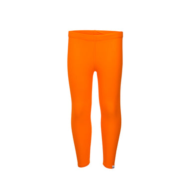 Noma Swimwear Orange Swimming Leggings - Mumma and Mia