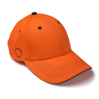 Noma Swimwear Orange & Blue Baseball Cap - Mumma and Mia