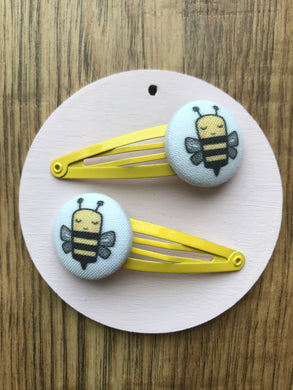 Rockahoot Bumble Bee Hair Clip - Mumma and Mia