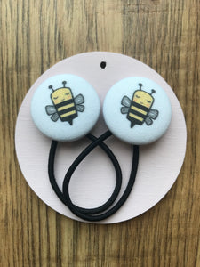 Rockahoot Bumble Bee Hair Bobble - Mumma and Mia