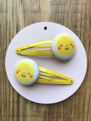 Rockahoot Sunshine Hair Clips - Mumma and Mia
