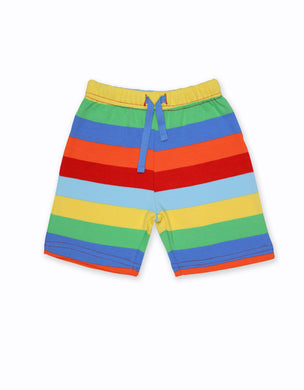 Toby Tiger Multi Stripe Shorts - Mumma and Mia