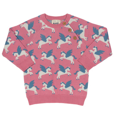 Kite Pegasus jumper - Mumma and Mia