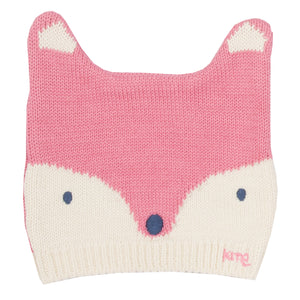 Kite Fox rose hat - Mumma and Mia